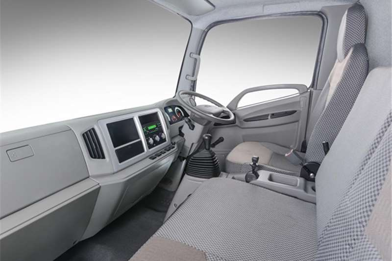 FAW Van body 8.140FL   Van Body Truck