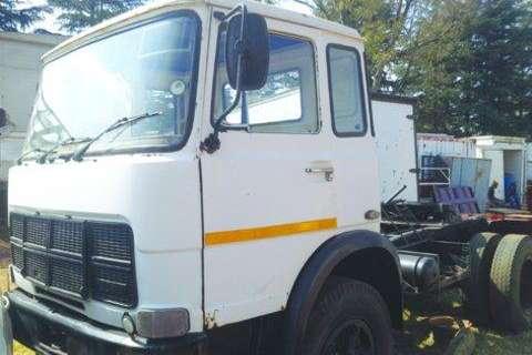 Fiat 130 Mechanical Horse- Truck