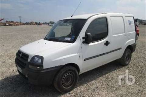 Truck Fiat 2003