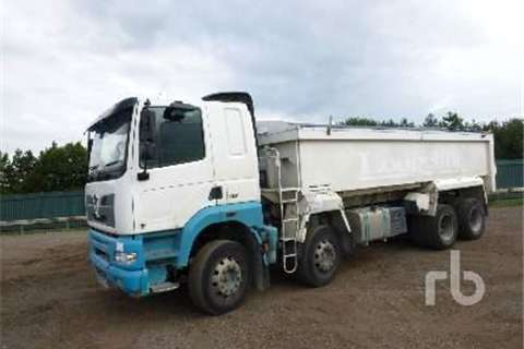 Truck Foden 385  2003