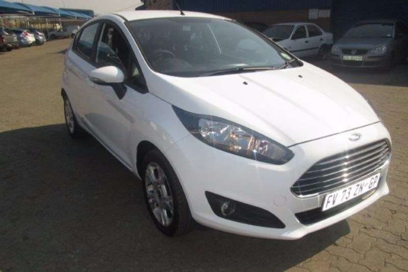 Truck Ford Fiesta 1.0 EcoBoost Trend PowerShift 5Dr 2016