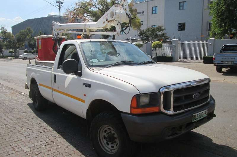 Truck Ford Insulated Body F250 2007