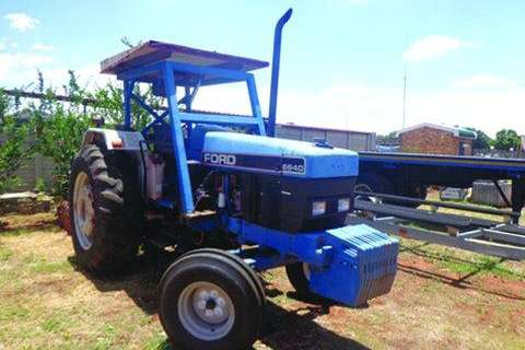 Ford Other Tractor 6640 4x2 Truck