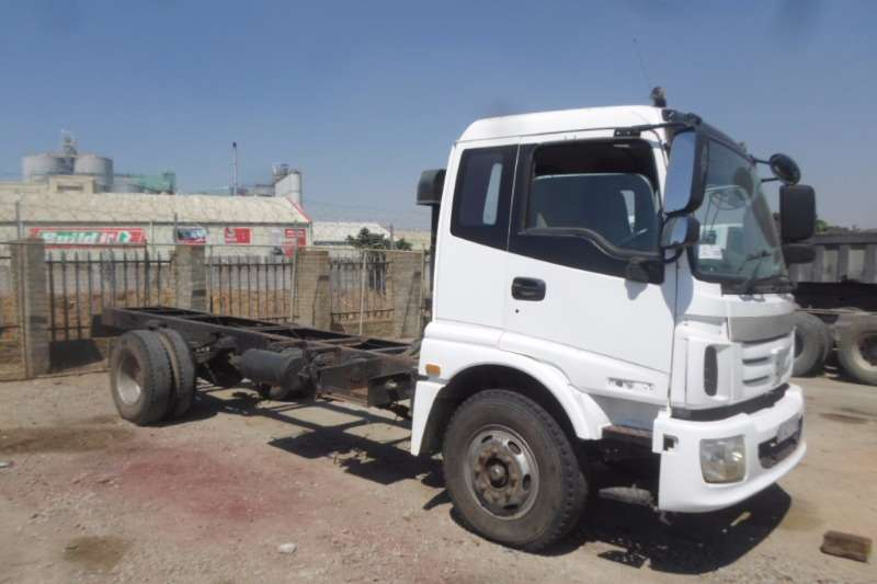 Truck Foton Chassis Cab Foton Breaking for parts 0