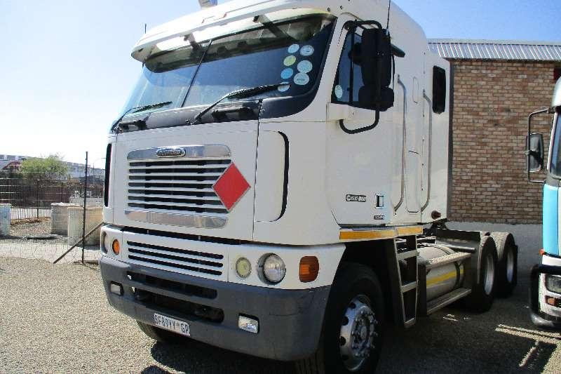 Truck Freightliner Argosy ISX 500 2011