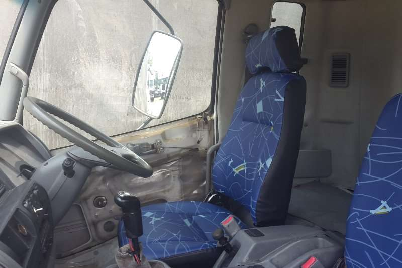 Fuso Closed body FM16 283 8 TON BOX BODY Truck