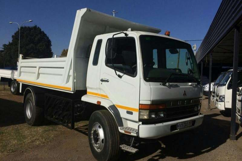Fuso Tipper MITSUBISHI FM15253 Truck