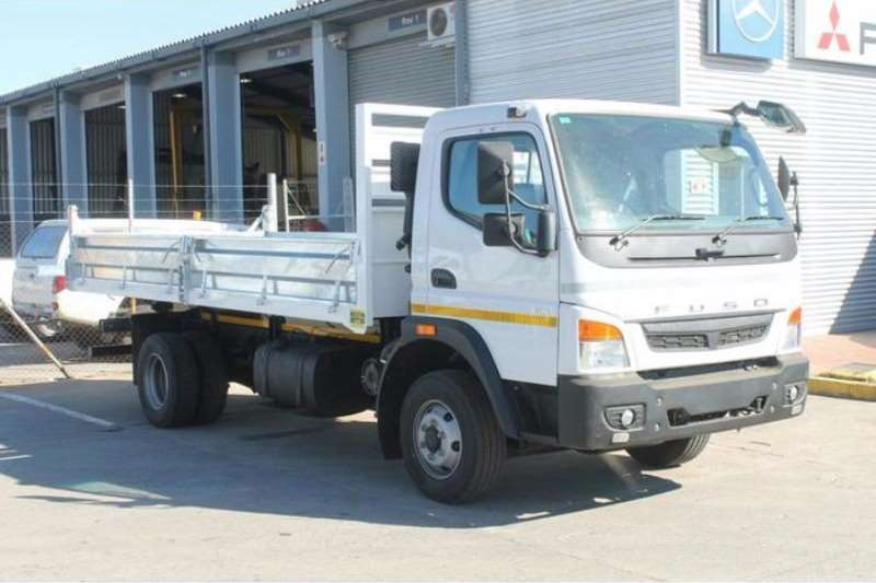 Truck Fuso Tipping Body FA 9-137 Tipper/Dropside 2017