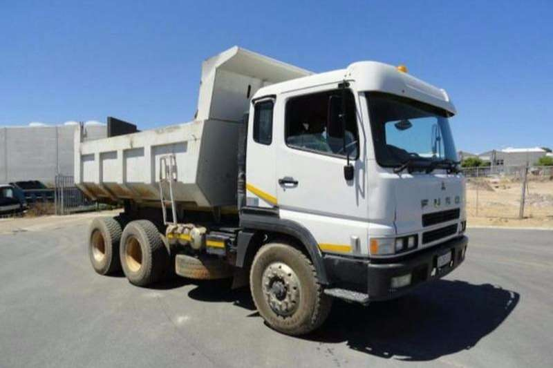 Truck Fuso Tipping Body FE 26.340 Tipper 2008