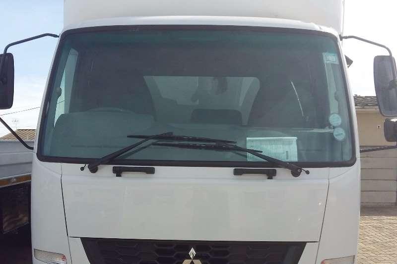 Truck Fuso Van body FK13-240 2013
