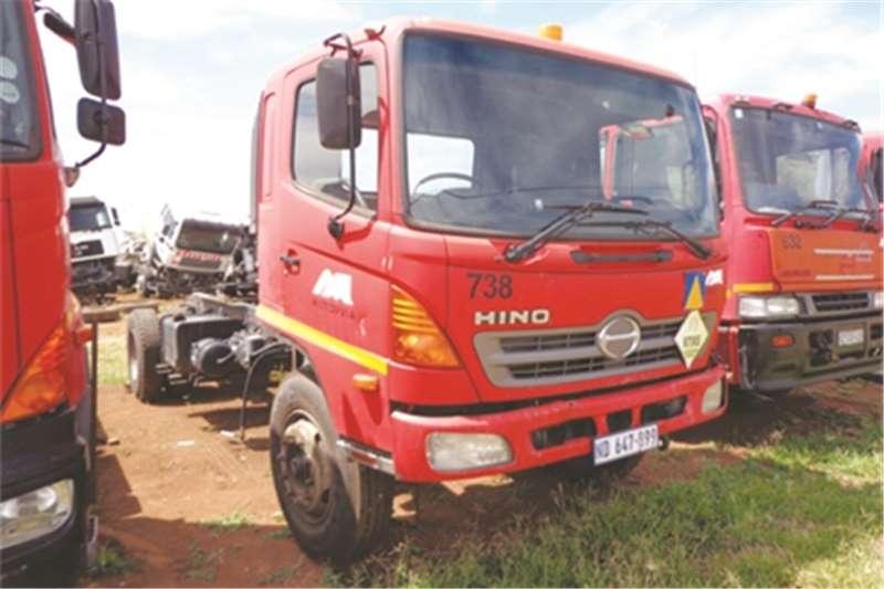 Truck Hino 500 10-176 0