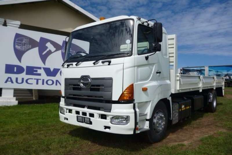 Truck Hino 700. 46-410 With Dropside Body 2008
