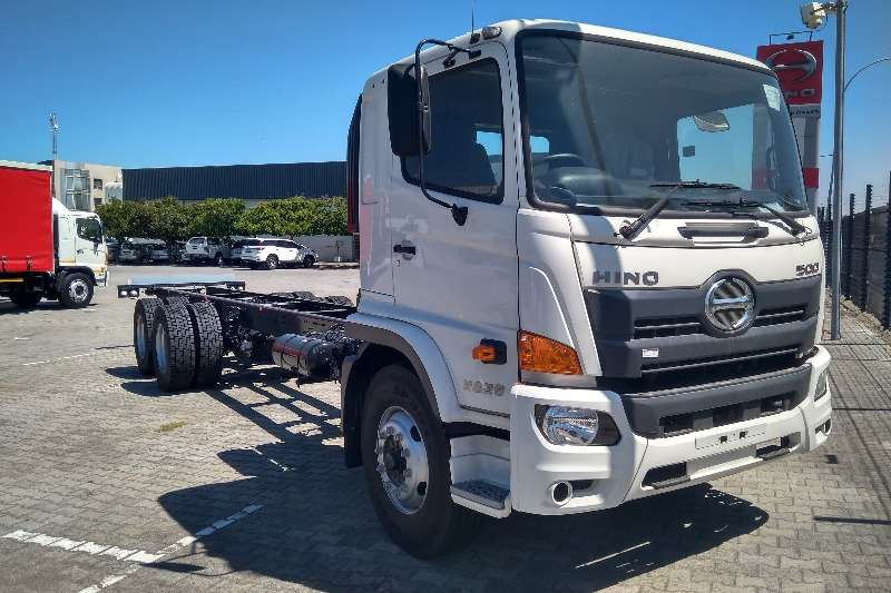 Hino 500 Series >> 2018 Hino Hino 500, 2829 Chassis cab Truck Trucks for sale in Western Cape on Truck & Trailer
