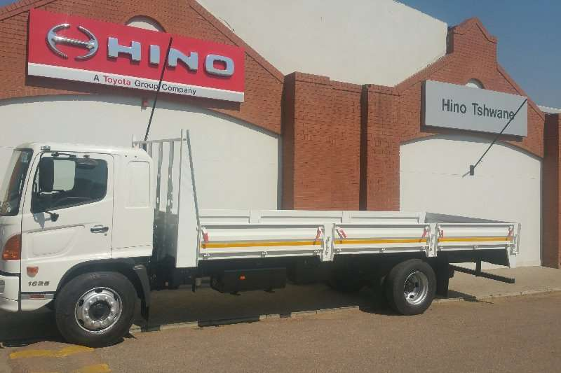 Truck Hino Dropside 500 1626 with a 7.2m Dropside body 2017