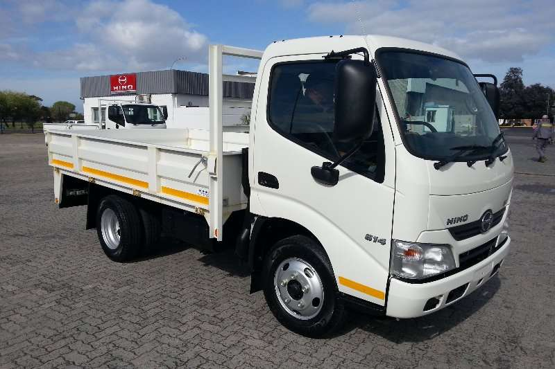 2018 Hino Hino 300 614 Dropside Dropside Truck Trucks For
