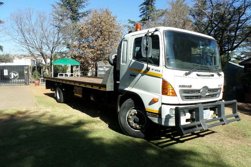 Truck Hino Roll Back 500-15 258 2007