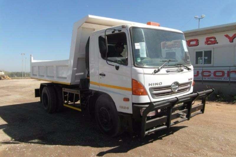 Truck Hino Tipper 500 1324 6m3 Tipper 2010