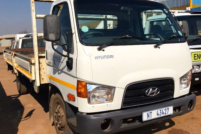 Truck Hyundai Dropside HD72 DROP SIDE 2013