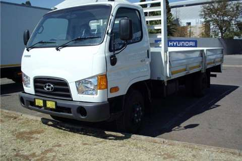 Truck Hyundai Other HD 72 Dropside 2014