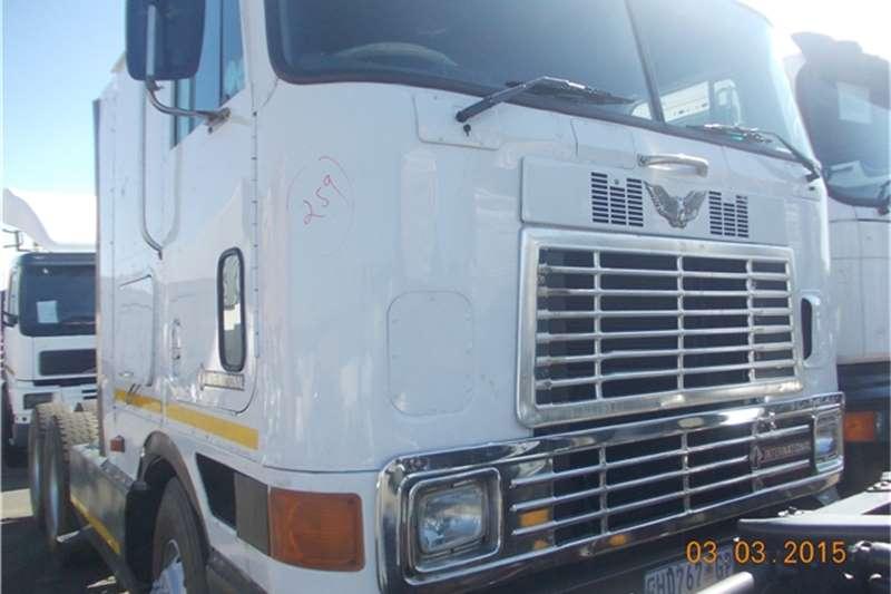 International Other Left hand Drive Truck