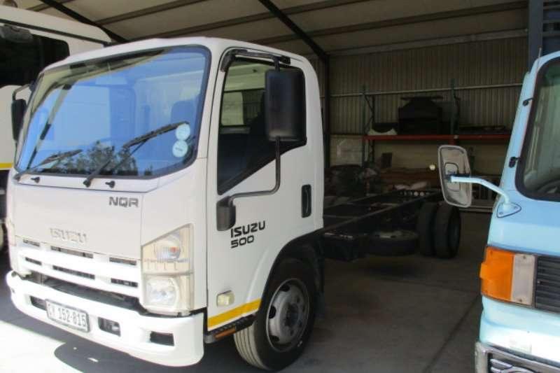 Truck Isuzu Chassis Cab NQR 500 2012