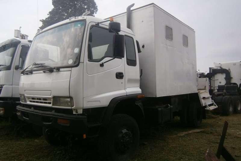 Truck Isuzu Closed Body FTS 750 2003