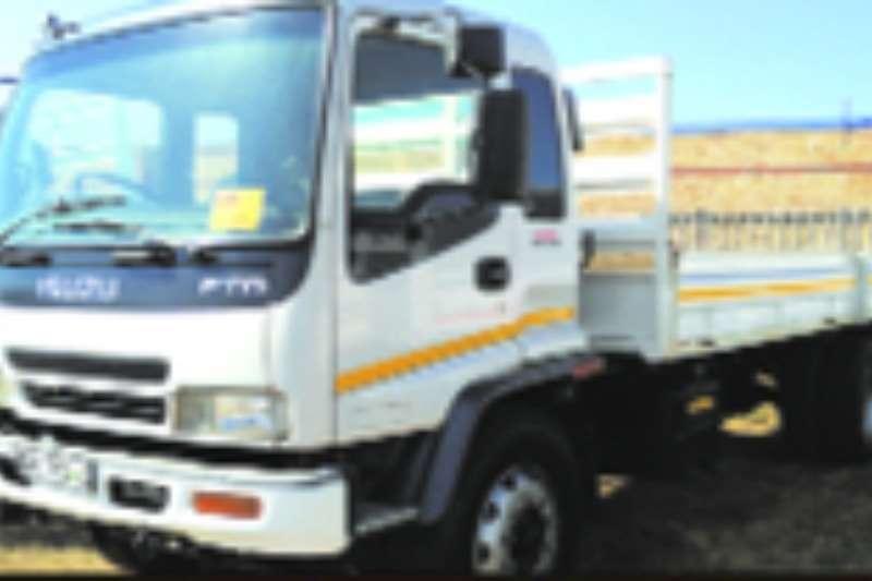 Truck Isuzu Dropside FTR 800 2008