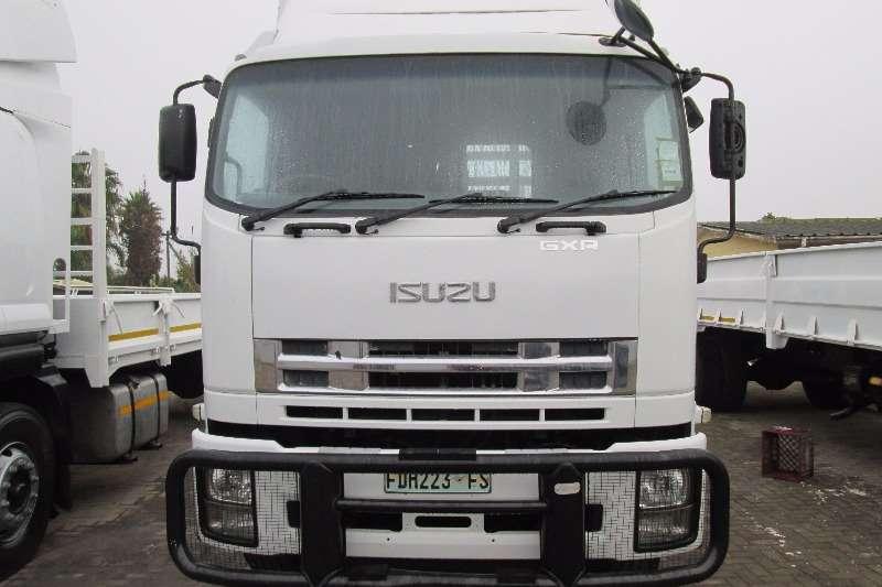 Truck Isuzu Dropside GXR 35.360 2011