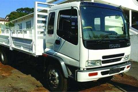 Isuzu FTR800 DROPSIDE BODY- Truck