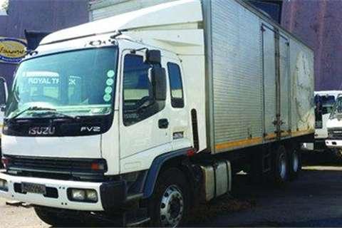 Isuzu FVZ1400 6x4 Rigid- Truck