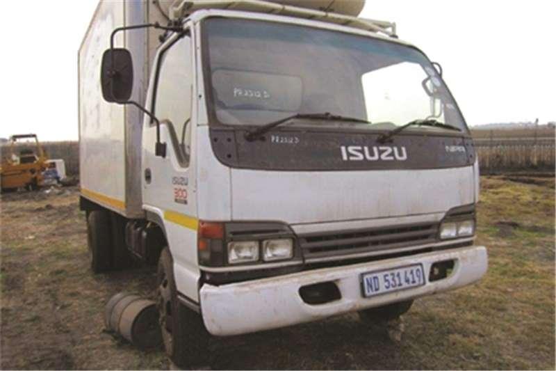 Isuzu NPR 300 Truck