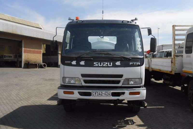 Isuzu Other ISUZU FTR800 VACUUM TANK Truck