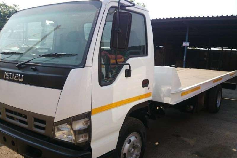 Truck Isuzu Roll Back NQR500 2008