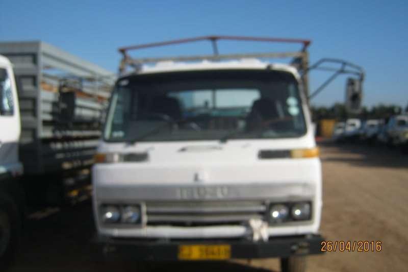 Truck Isuzu SBR 1981