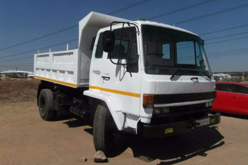 Truck Isuzu Tipper 6m3 Tipper 1988