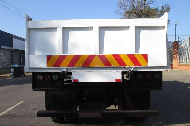 Isuzu Tipper FTR800 Truck