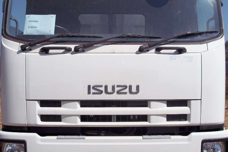 Truck Isuzu Tipper FVZ 1400 2017