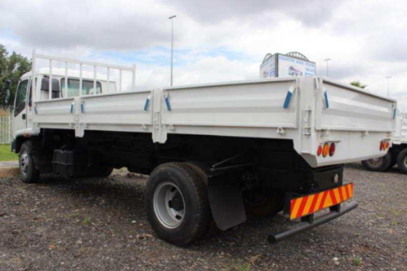 Isuzu Tipping body FTR800 Tipping Body with Dropside Doors Truck