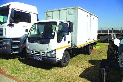 Isuzu Volume body NKR Carrier 250 Volume body Truck
