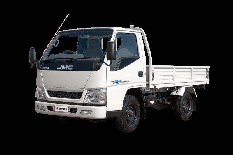 Truck JMC Dropside Carrying SWB Series 2017