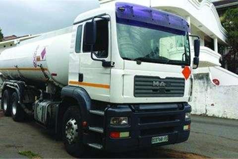 MAN 26.410- Truck