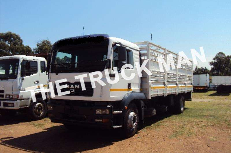 Truck MAN Cattle Body TGM 18.280 2007