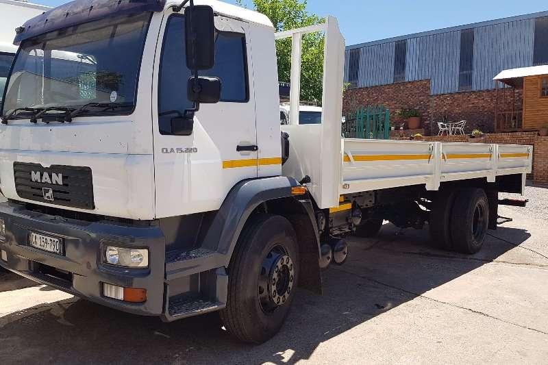 MAN Dropside CLA 15 220 Truck