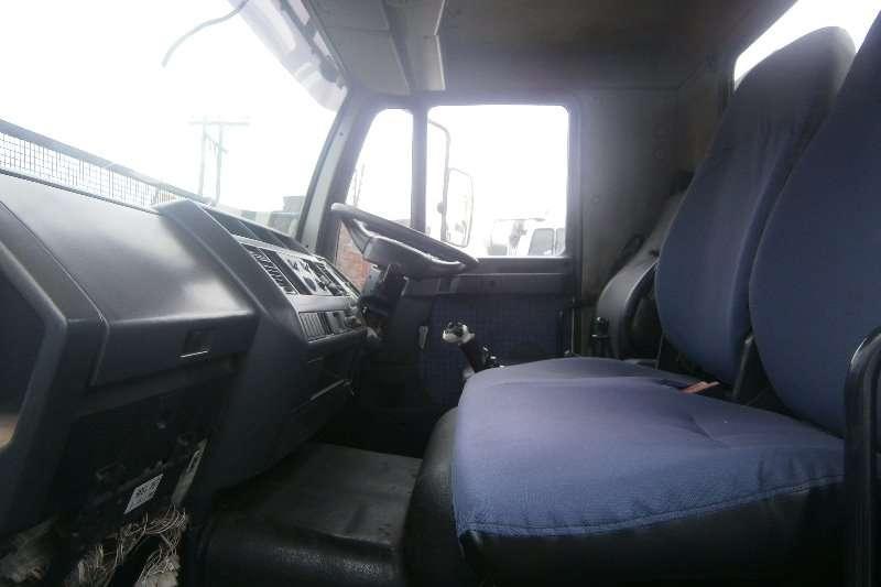 MAN Flat deck 18 280 Truck