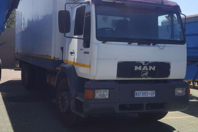 Truck MAN Fridge Truck MAN LM2000 25.224 2000