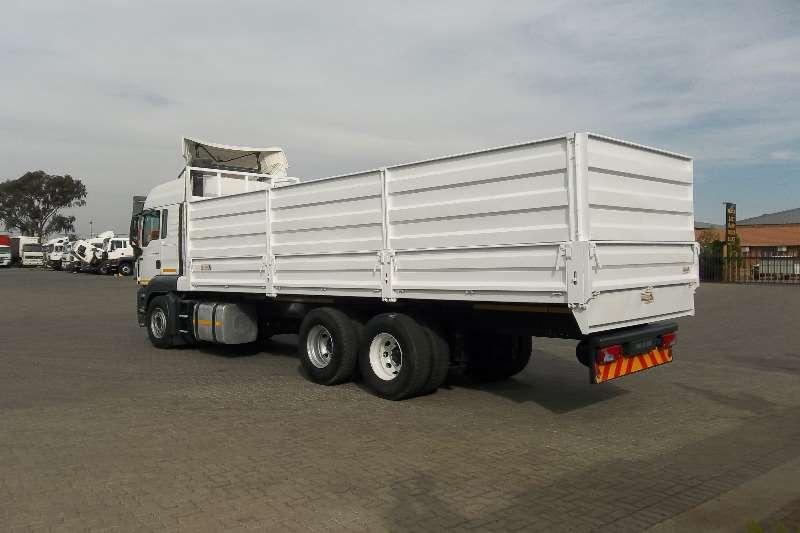 Truck MAN Mass Side 26.440 TGS MASSIDE RIGID 16 TON 2012