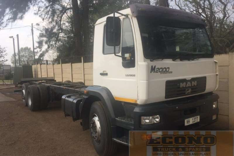 Truck MAN Other LM2000 2002