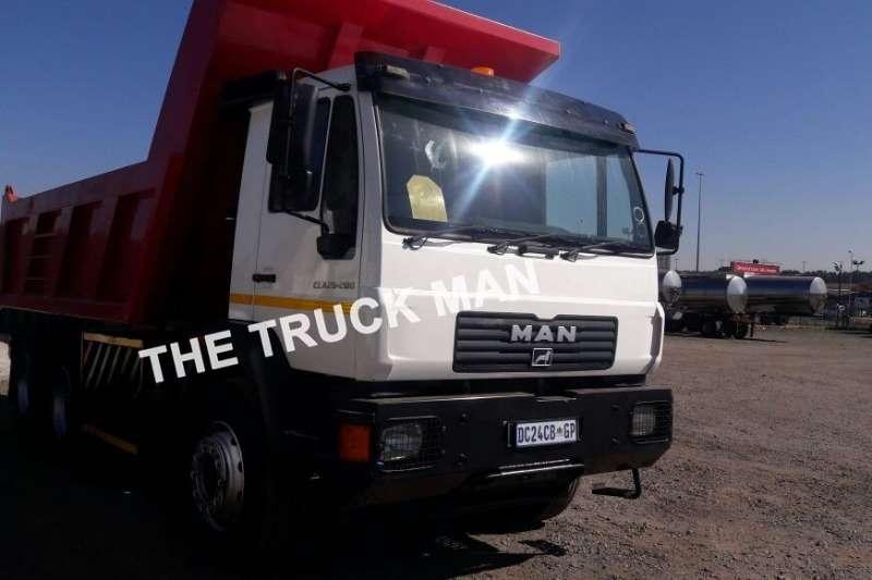 MAN Tipper CLA 26.280 10m3 Truck