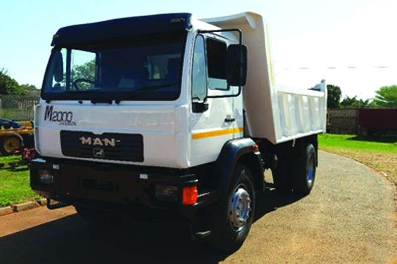 Truck MAN Tipper M2000 LE18.220 2006