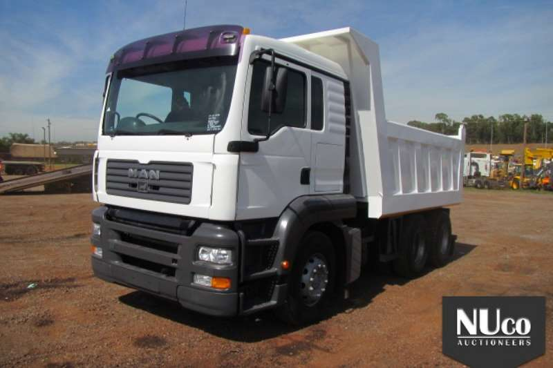 Truck MAN Tipper MAN 27.440 10M3 TIPPER 0